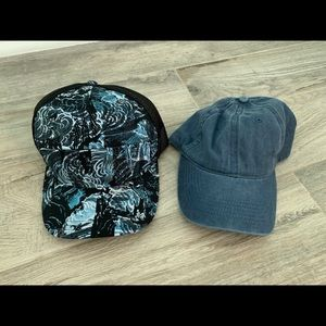 Lululemon wave baseball hat & d&y baseball hat